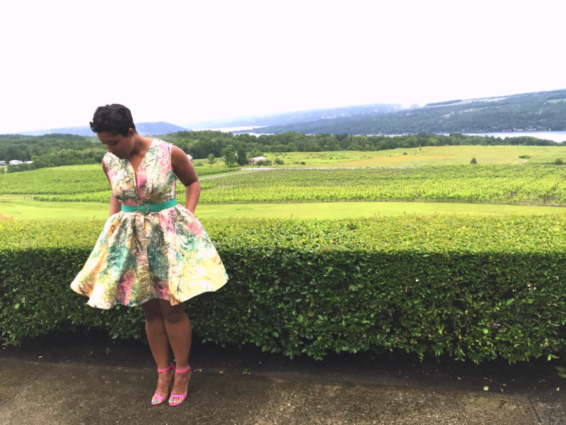 chic envy consignment dress- comme coco
