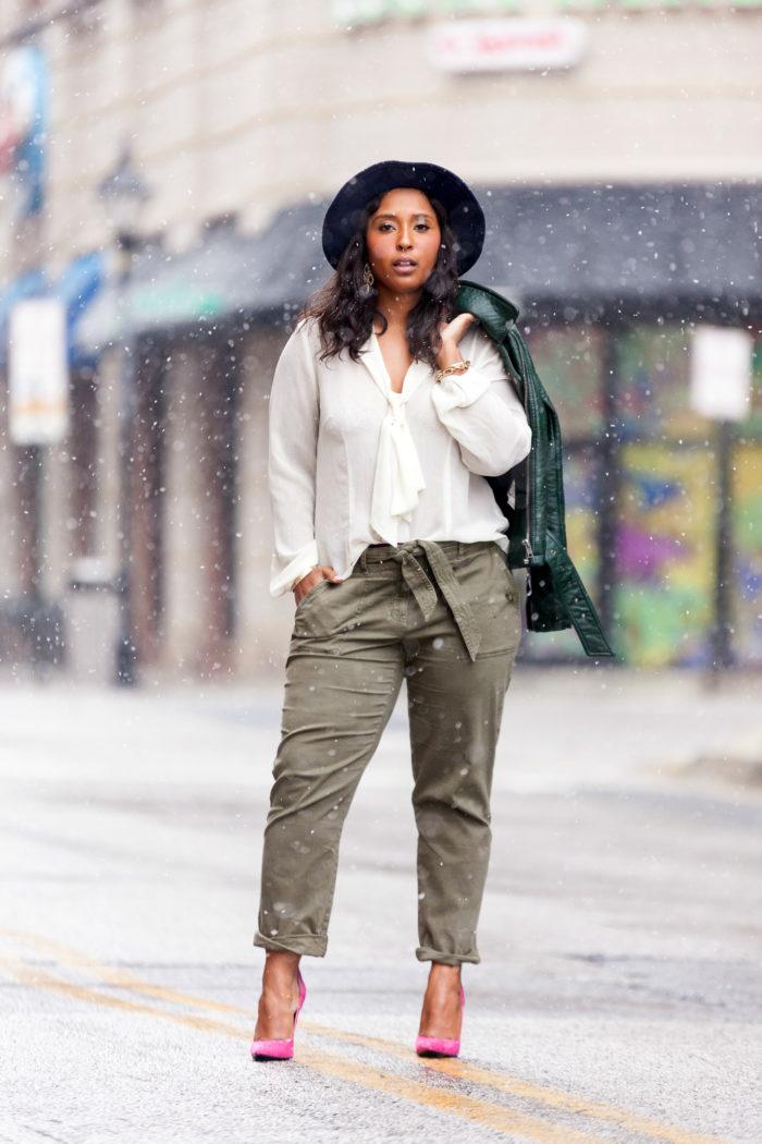 top baltimore fashion blogger