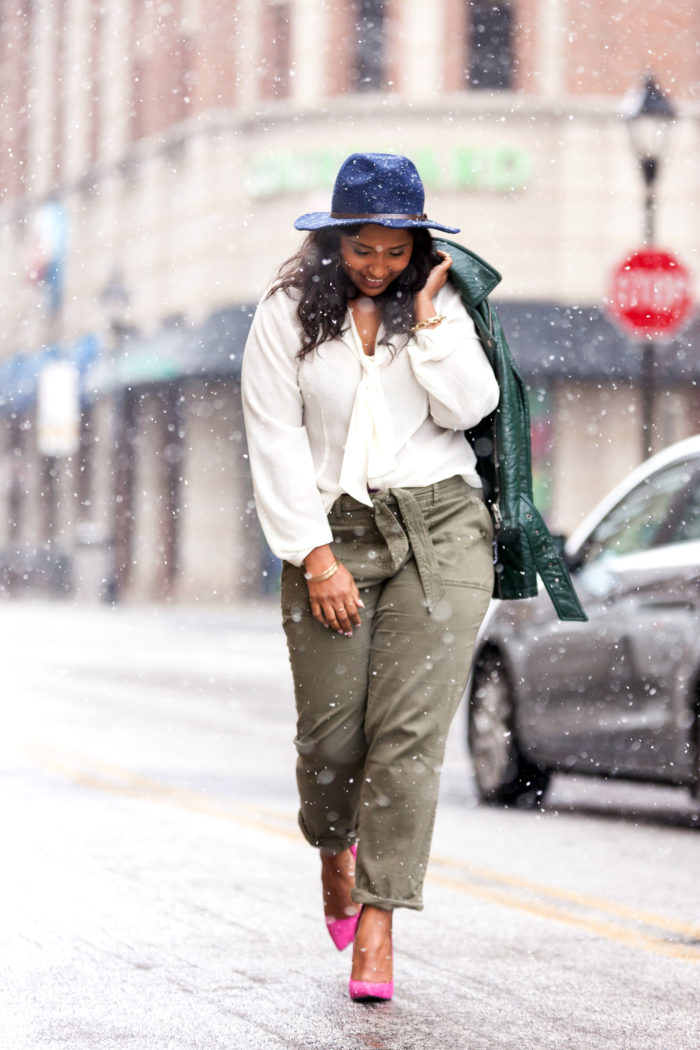 how to dress like a fashion editor - comme coco