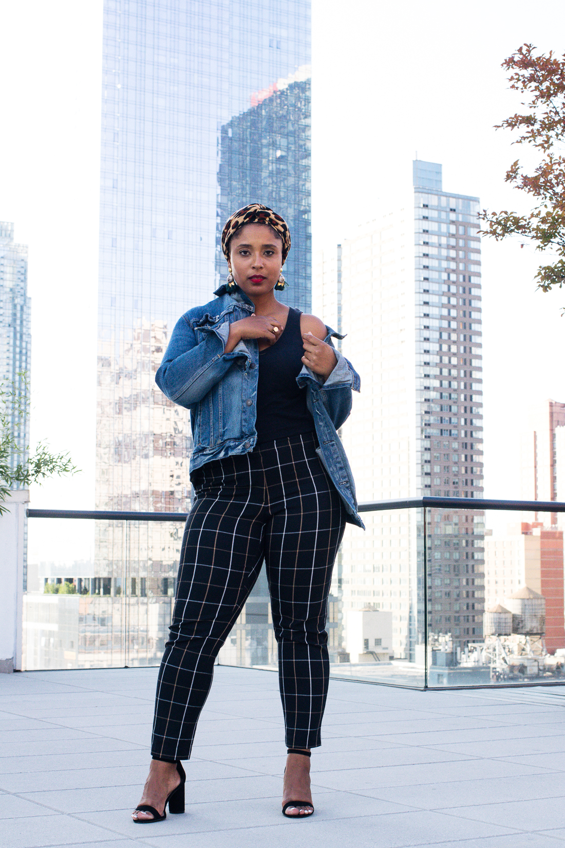 Top DC fashion blogger styling j.jill pieces