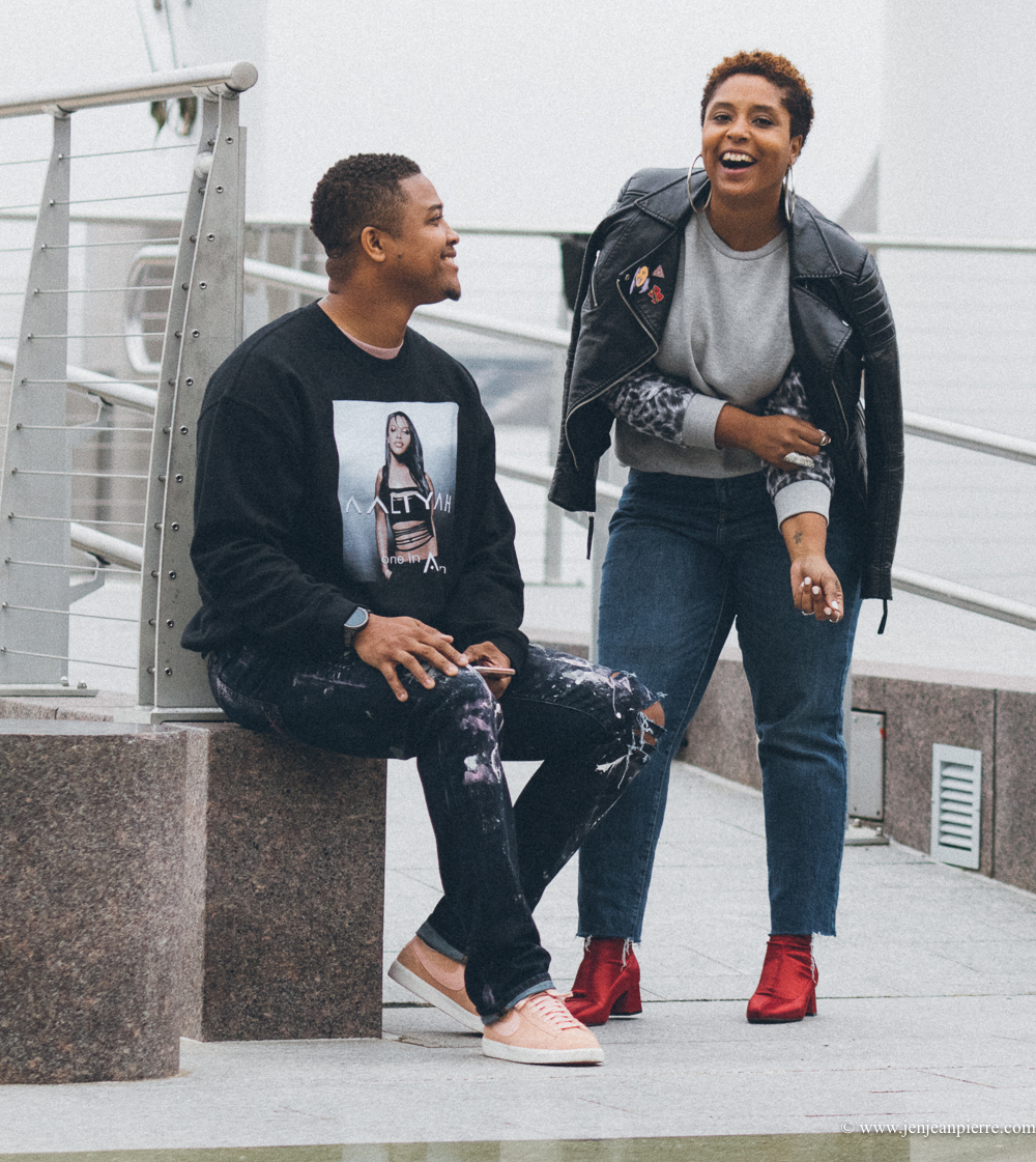 His + Her Style | Forever 21 Sweatshirts