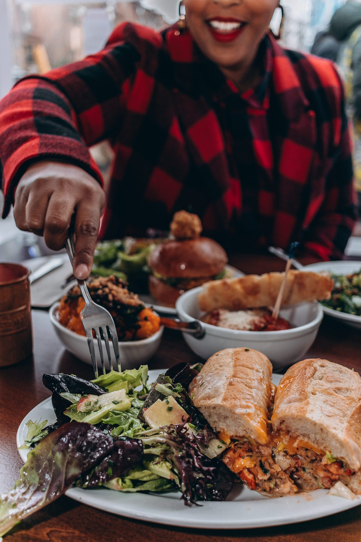 top washington dc blogger jen jean-pierre visits the meatball shop on 14th street and offers insight on what to order
