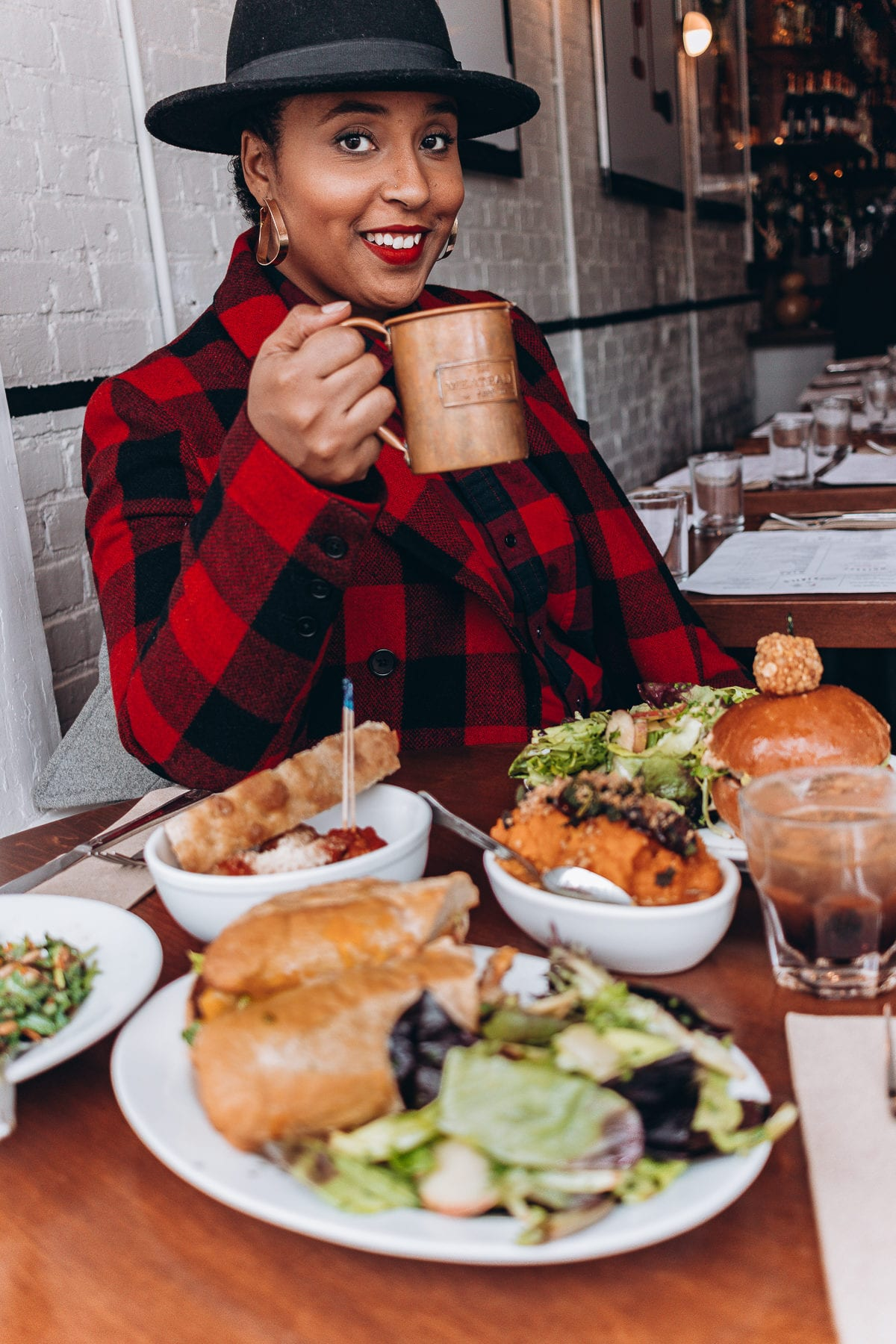 top washington dc blogger jen jean-pierre answers the question of what to order at the meatball shop in dc